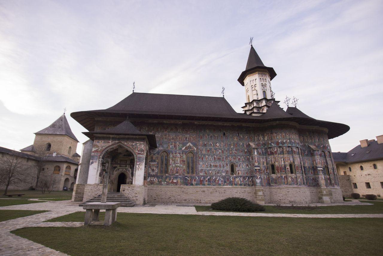 Biserica Mănăstirii Sucevița