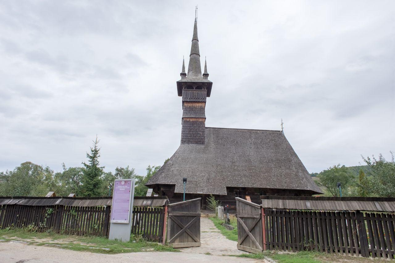 Biserica din Rogoz, județulu Maramureș