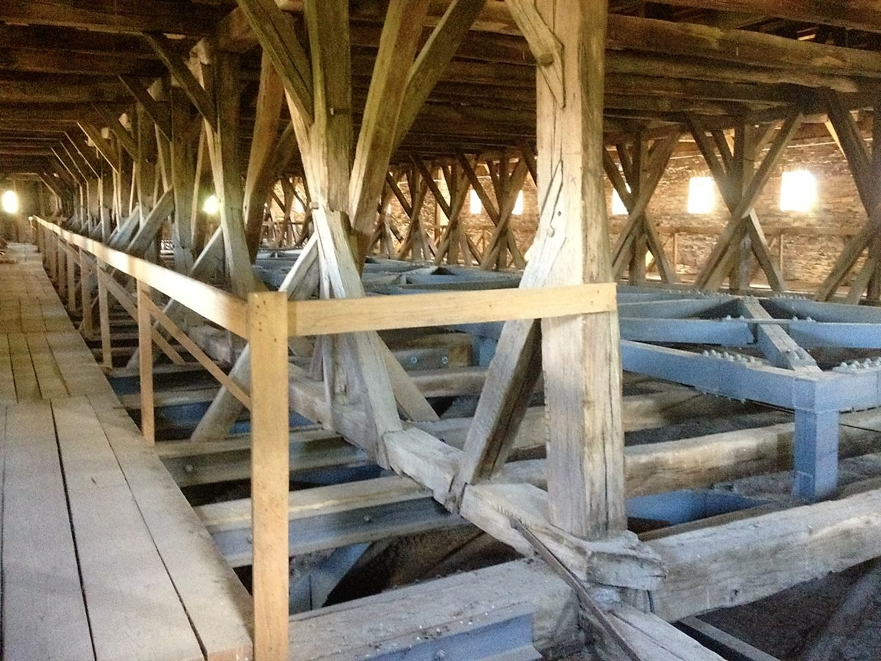 Podul bisericii