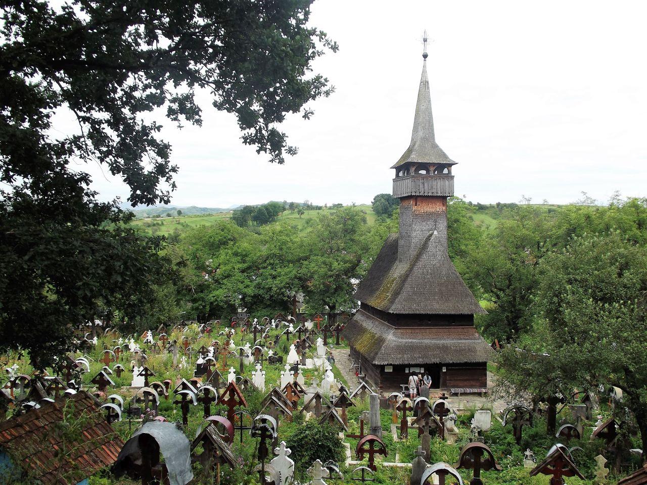 Biserica din Ieud-Deal