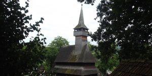 Mândrie şi tradiţie – biserica din Ieud Deal